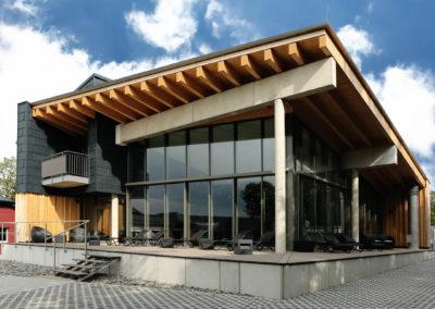 Berghotel Oberhof, Poolhaus