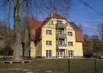 Cafe Robertsmühle, Eisenberg