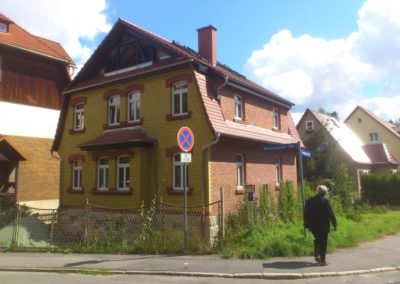 Einfamilienhaus Jena