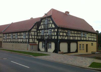 Gemeindezentrum und Kindertagesstätte, Großsaara