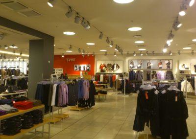 Revitalisierungsmaßnahmen Umbau Sanierung der Gebäudetechnik in Shopping-Centern